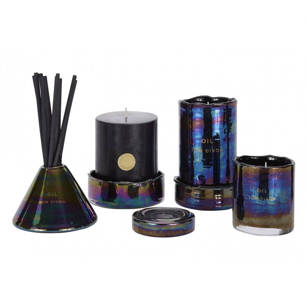 Oil Pillar Candle Set