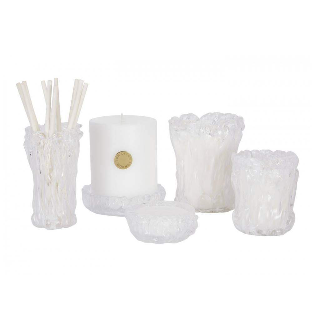 Quartz Pillar Candle Set