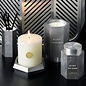 Alloy Pillar Candle Set