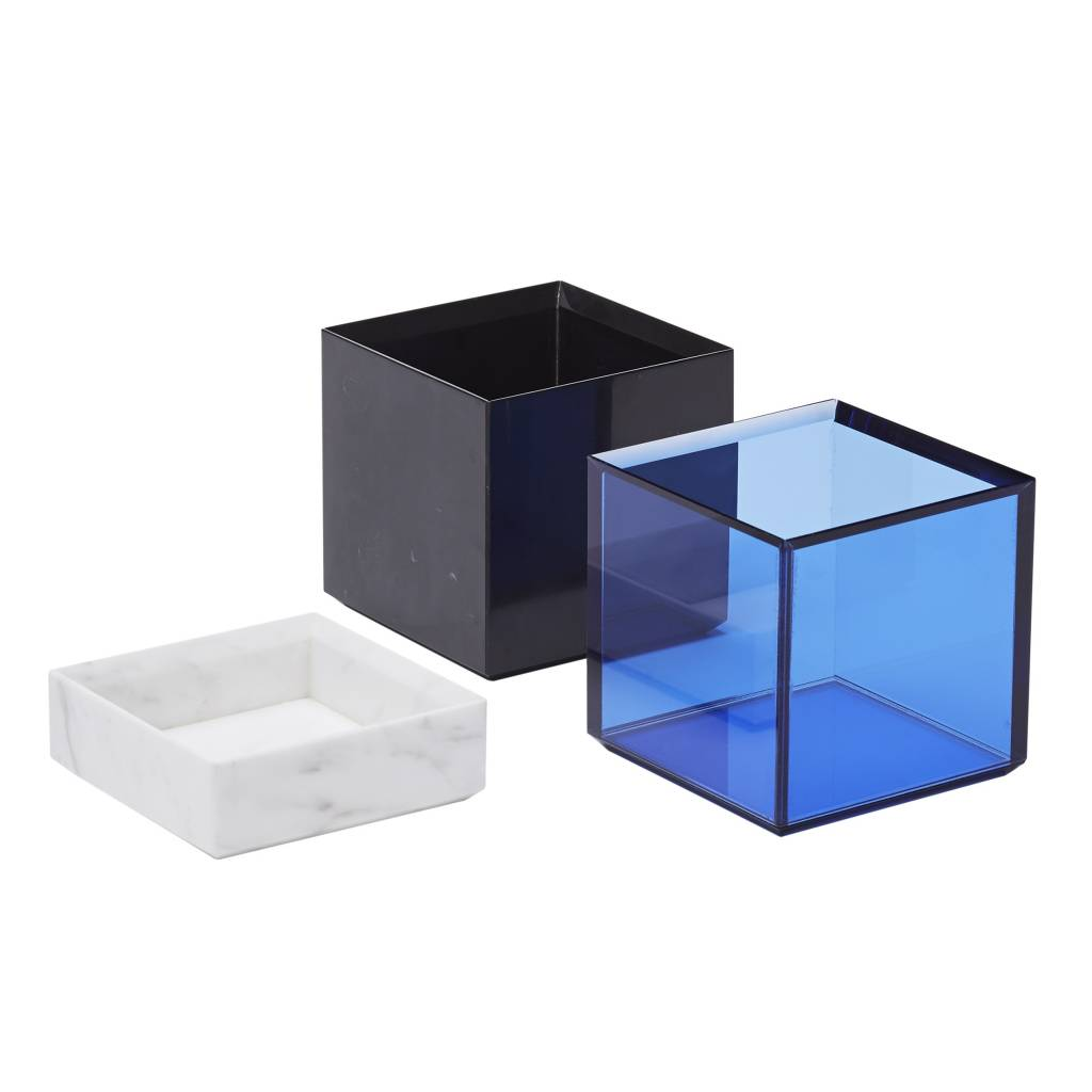 Lid Stacked Containers