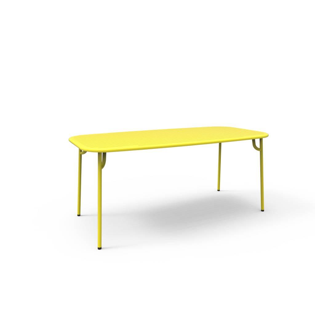 Week-End Rectangular Table