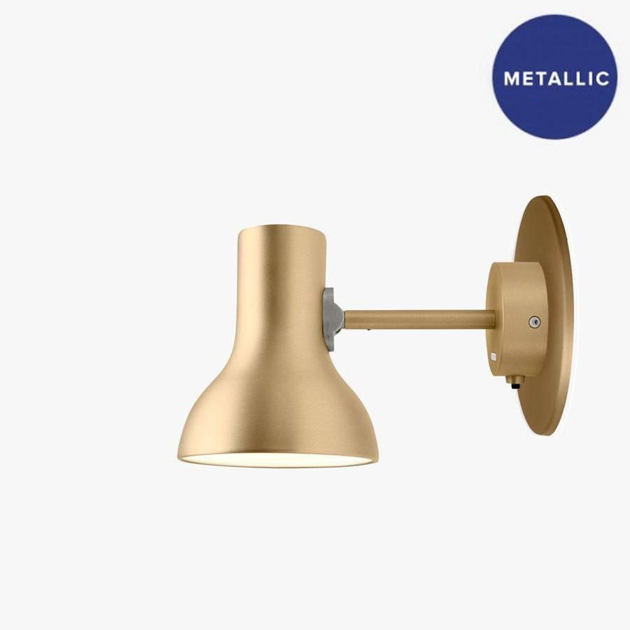 Type 75 Mini Metallic Wall Light