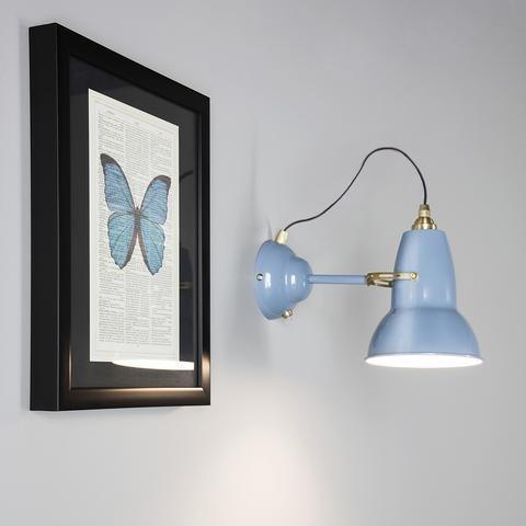Original 1227 Bras Wall Light