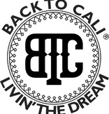 Back To Cali Crew Design T-Shirt