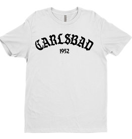 Old English BTC, Carlsbad Tees