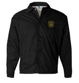 Windbreaker Jacket W Evolution bear Golden state Black
