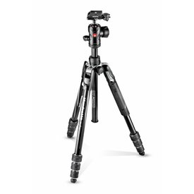 MANFROTTO DISTRIBUTION Manfrotto Befree Advanced Aluminum Travel Tripod (twist, ball head)