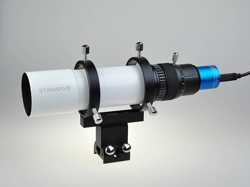 Altair Starwave 50mm Guide Scope & GPCAM Mono Guide Camera COMBO from Land  Sea & Sky