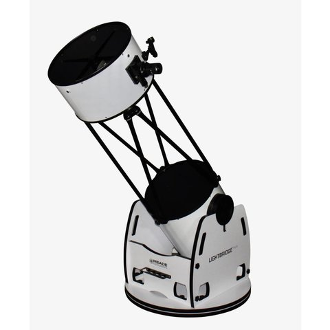 Meade 16 Inch LightBridge Plus Truss-Tube Dobsonian