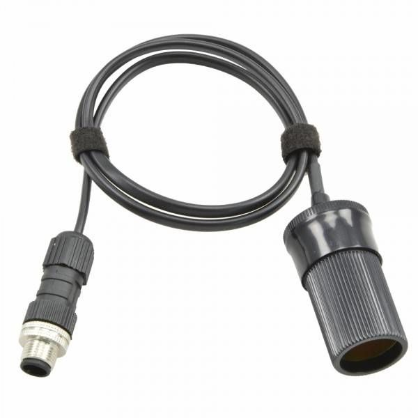 Prima Luce Lab Prima Luce Eagle-compatible power cable for accessories with cigarette plug - 30cm - 8A