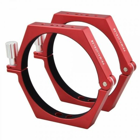 Prima Luce 134mm PLUS support rings