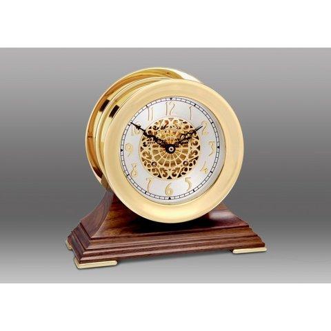 CHELSEA CENTENNIAL SHIP'S BELL CLOCK