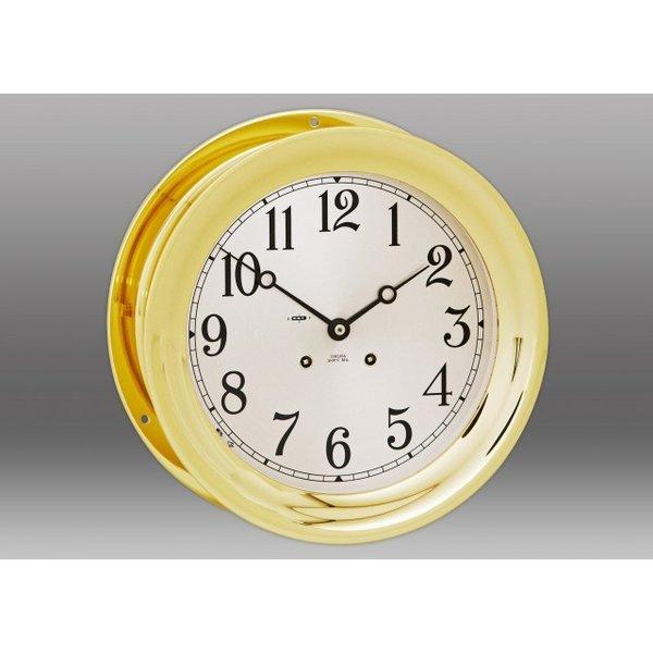 "CHELSEA CLOCK CO. CHELSEA 8.5"" Ship's Bell Clock"
