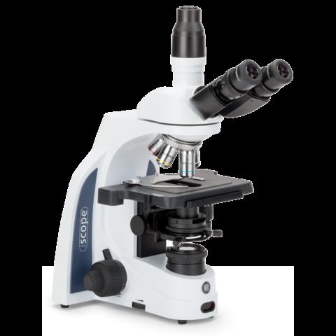 Euromex iScope Compound Trinocular Microscope & Ergonomic Head and LED Illumination