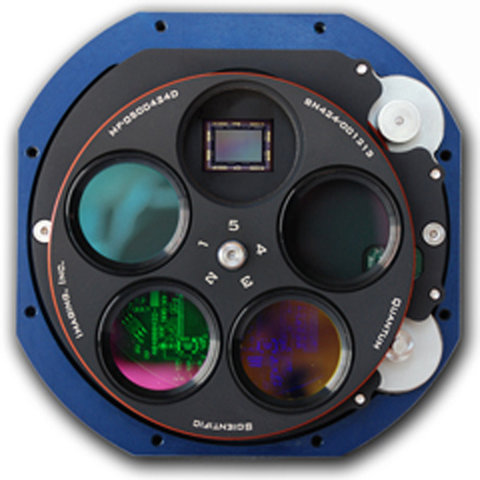 QSI 660 6.1 MP Mono CCD Camera