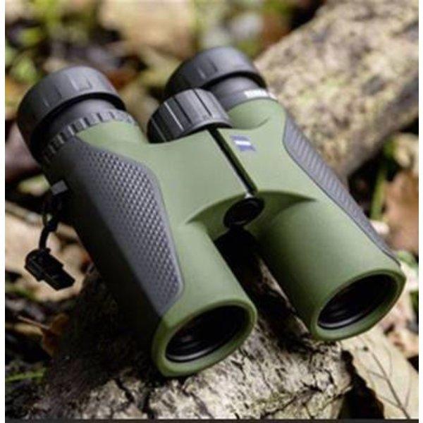 ZEISS OPTICAL Zeiss Terra ED 8x42 Binoculars Black / Green