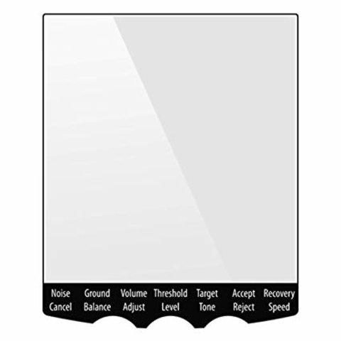 Minelab Screen Protector Pack - Equinox