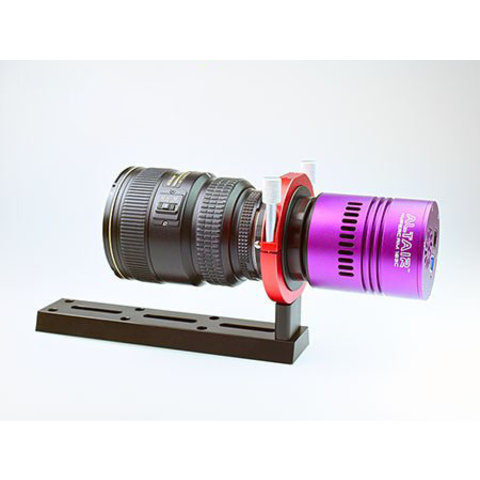 Altair Hypercam Lens Adapter for Nikon and EOS Lenses