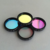 Altair 1.25 Inch LRGB CCD Filter Set