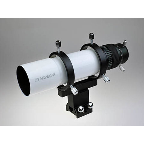 Altair Starwave 50mm Guide Scope Straight Thru with non-rotating helical focuser (NO EYEPIECE)
