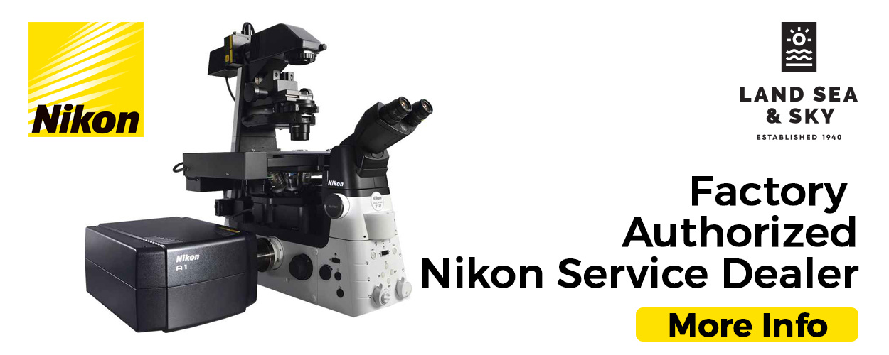 Nikon Authorized Service