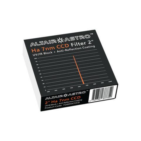 """Altair 2"""" Ha 7nm Filter"""