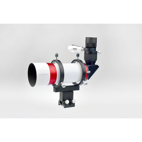 Altair 10x60mm RACI Finder Scope (90 deg erect image prism, variable illuminator, eyepiece)