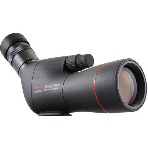 Kowa TSN-553 Prominar Black Edition Spotting Scope Kit