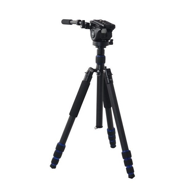 MEOPTA USA, INC. Meopta Carbon Fiber Tripod Kit - Full Size