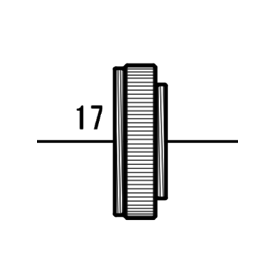 TAKAHASHI Takahashi M72-M55.9 Coupling