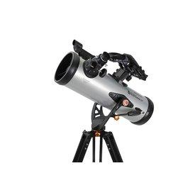 CELESTRON Celestron StarSense Explorer LT 114AZ Smartphone App-Enabled Newtonian Reflector Telescope