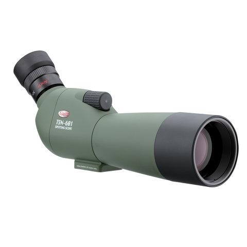 Kowa TSN-601 60mm Multi-Coated Spotting Scope, angled