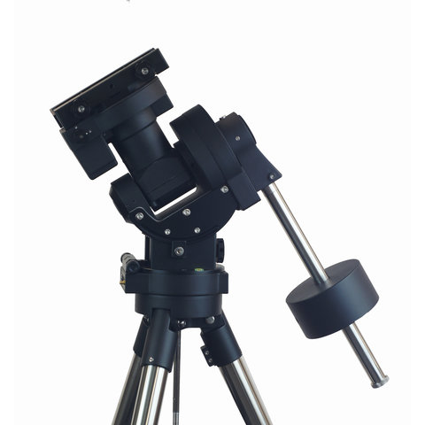 Ioptron CEM70G Center Balance EQ Mount with built-in guiding, w/o tripod