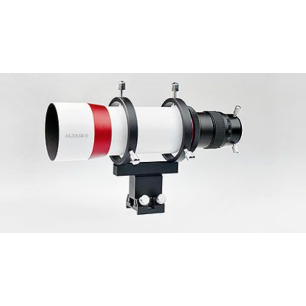 Altair Altair 60mm Guide Scope Kit Straight Thru Non-rotating Helical Focuser NO EYEPIECE