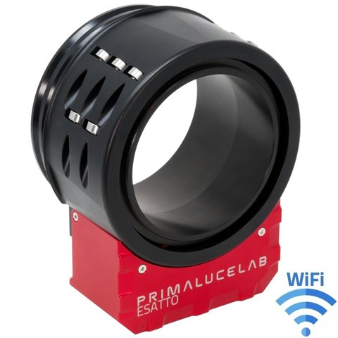 """Prima Luce ESATTO 4"""" robotic microfocuser"""