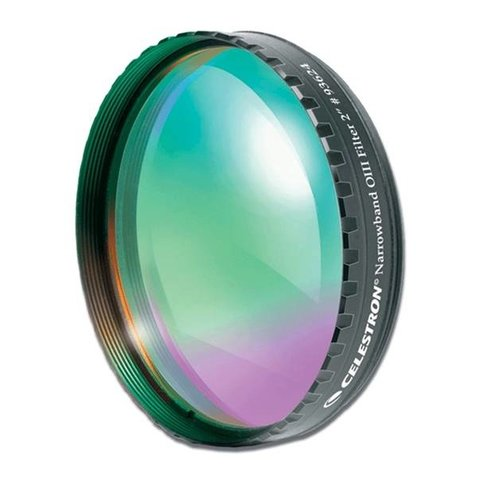 CELESTRON Oxygen III Narrowband Filter- 2""