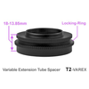 Altair T2 Variable Locking Extension Ring - Easy Grip