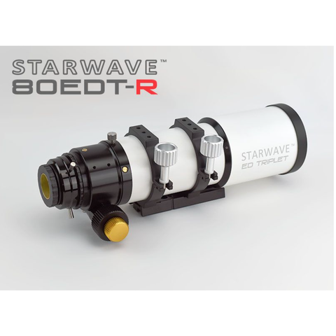 Altair Starwave 80 ED Triplet APO Travel Refractor