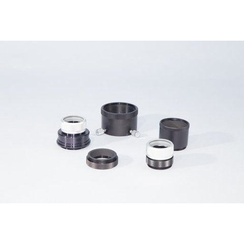 TAK FSQ85 2-in Adap S-Male 72mm to Female Sleeve 50.8mm - 30mm Metal Back  (also TKT37110) (G-2-2)