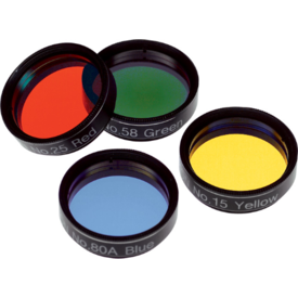 ORION TELESCOPE ORION COLOR FILTER SET