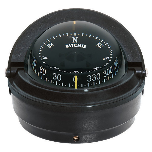 RITCHIE & SON INC. Ritchie Voyager Compass, Surface Mount S-87