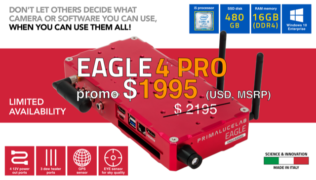 Eagle 4 Is Here!