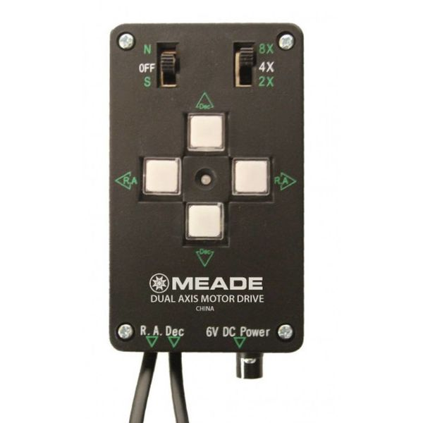MEADE INS'T MEADE Dual Axis Motor Drive