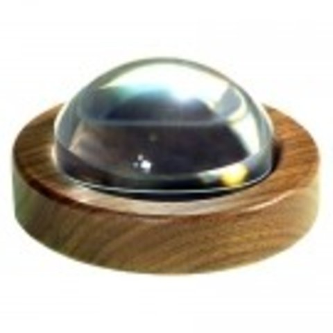 VISUAL AID 89mm MAGNABRITE W/ ROUND BASE