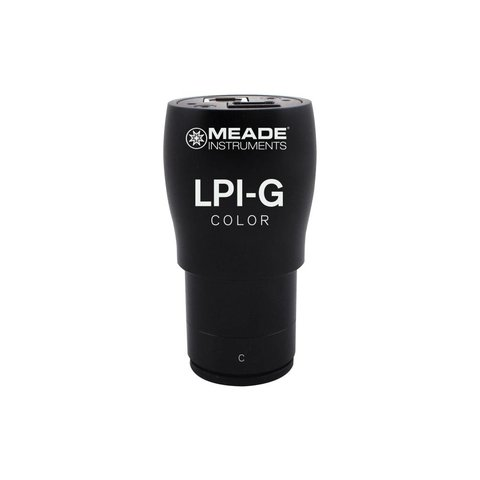 Meade LPI-GC Planetary Imager and Guider, Color