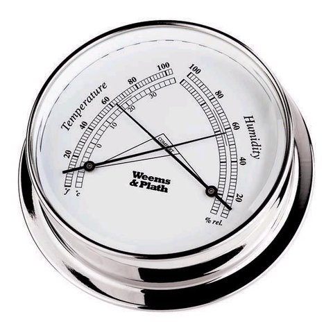 WEEMS & PLATH ENDURANCE 125 COMFORTMETER CHROME