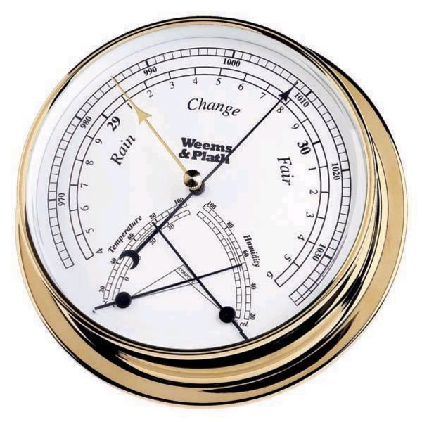 WEEMS & PLATH WEEMS & PLATH ENDURANCE 145 BAROMETER/COMFORTMETER