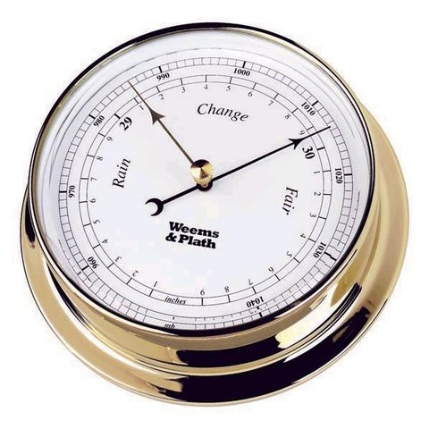 WEEMS & PLATH ENDURANCE 085 BAROMETER