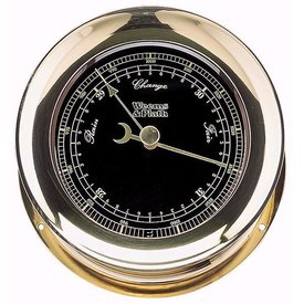 WEEMS & PLATH WEEMS & PLATH ATLANTIS BAROMETER BLACK
