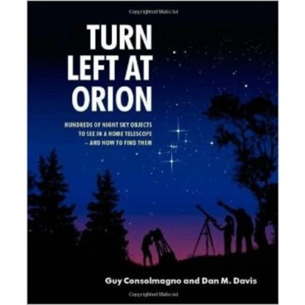 CAMBRIDGE UNIVERSITY PRESS CAMBRIDGE TURN LEFT AT ORION Book